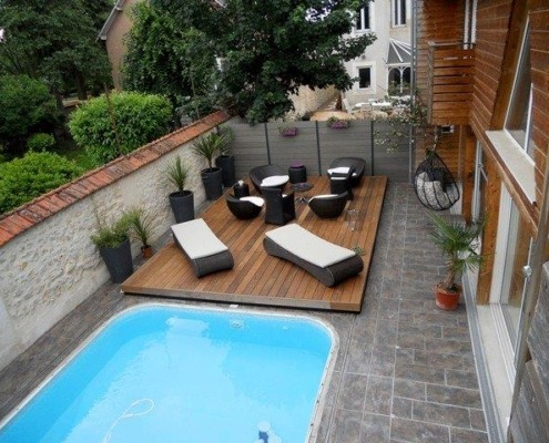 Terrasse mobile Stilys